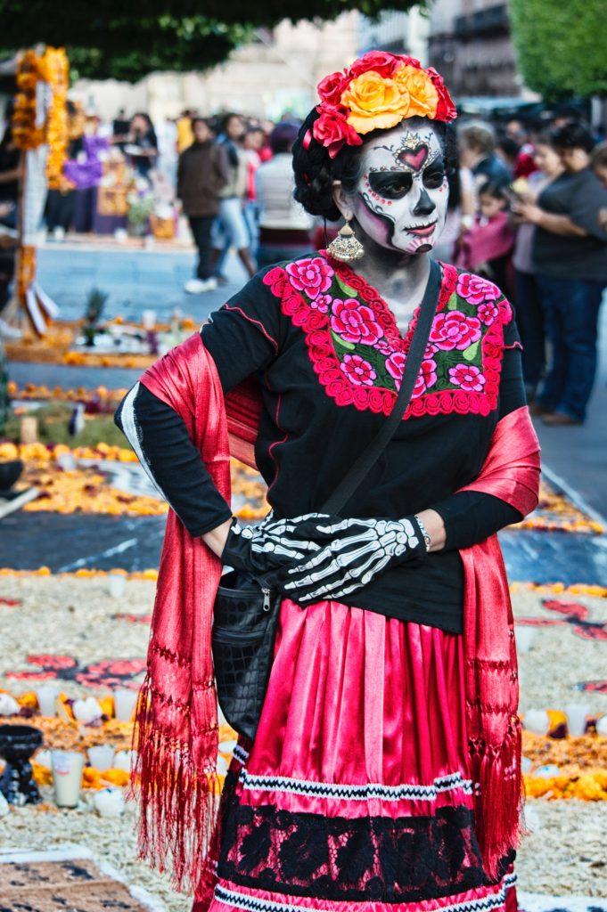 Festa dos Mortos - México